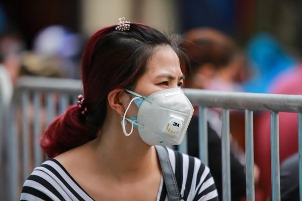 Hà Nội: Tiếp tục test nhanh Covid-19 cho hàng trăm tiểu thương chợ Minh Khai