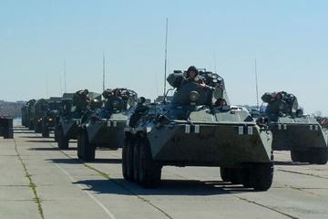 Nga cách ly hàng nghìn binh lính tham gia tập luyện duyệt binh Ngày Chiến thắng