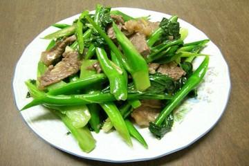 Cách xào thịt bò mềm ngon với các loại rau phổ biến