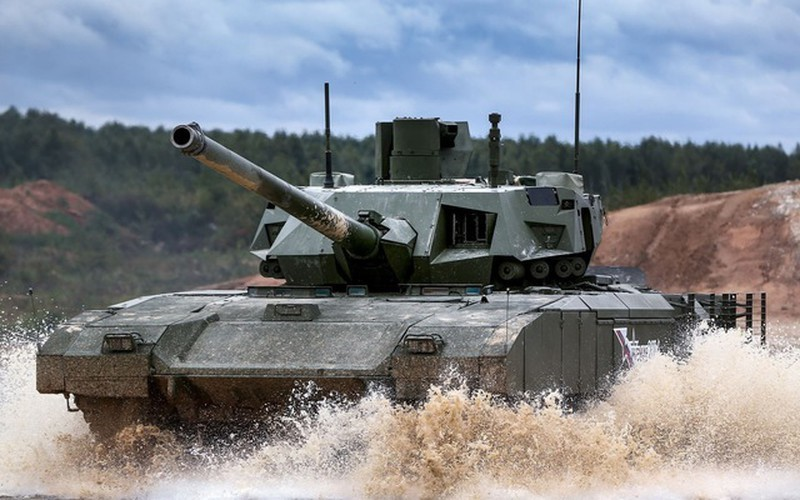 """Nga đưa siêu tăng T-14 Armata tới Syria để """"thử lửa"""" hay """"dứt điểm"""" Idlib?"""