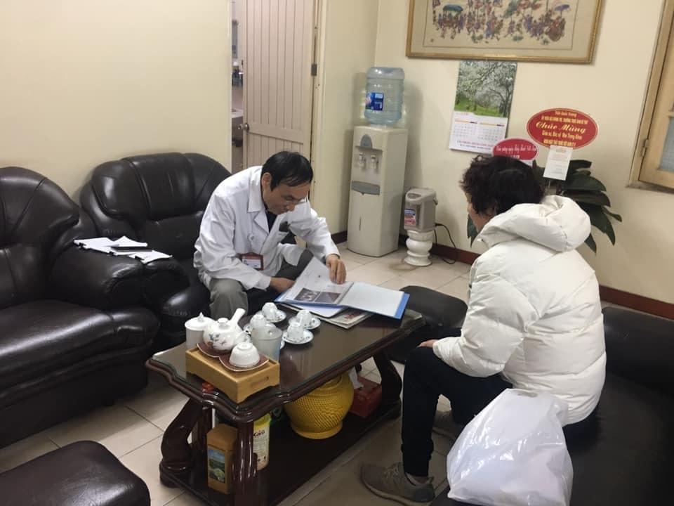 Cứu sống bệnh nhân ung thư nhờ cụm công trình của Giáo sư chuyên ngành ung bướu