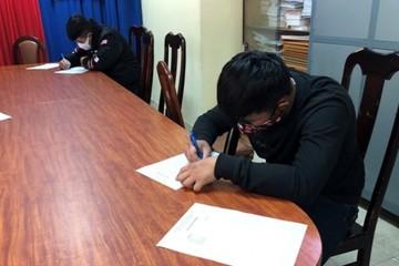Đà Lạt: Triệu tập 2 thanh niên đánh CSGT rồi tăng ga bỏ chạy