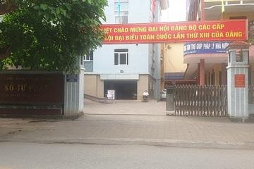 Đình chỉ sinh hoạt Đảng 2 cán bộ trung tâm đấu giá tỉnh Thái Bình