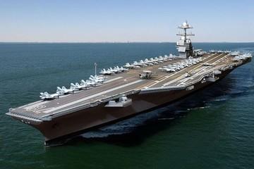 Giải mã kế hoạch cắt giảm tàu sân bay đầy tham vọng của Mỹ