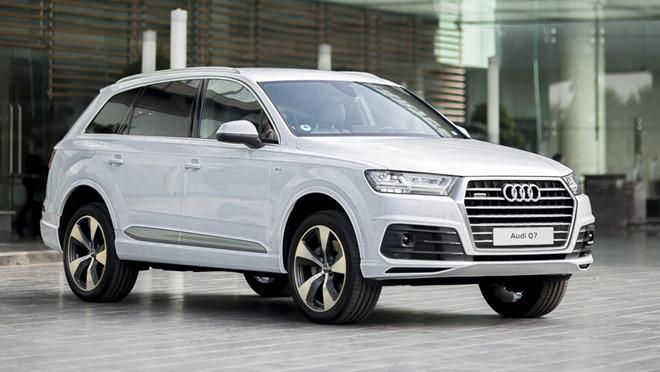 Audi Việt Nam triệu hồi toàn bộ các xe Audi Q7 để kiểm tra lực siết bu-lông