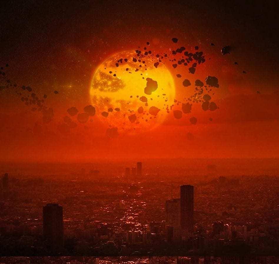Điều gì sẽ xảy ra nếu ngôi sao khủng xâm nhập hệ mặt trời?