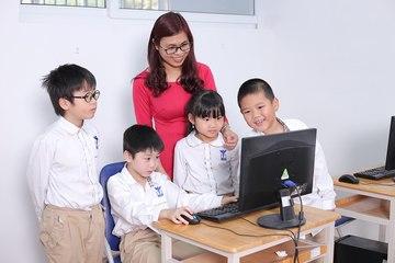 Trường Thực nghiệm Victory triển khai chương trình Quốc tế Mỹ