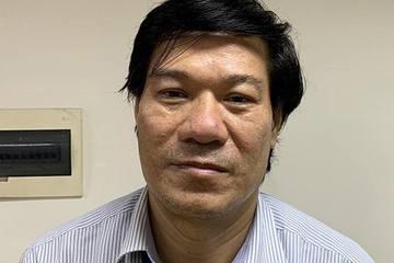 Giám đốc Trung tâm kiểm soát dịch bệnh Hà Nội bị bắt tạm giam