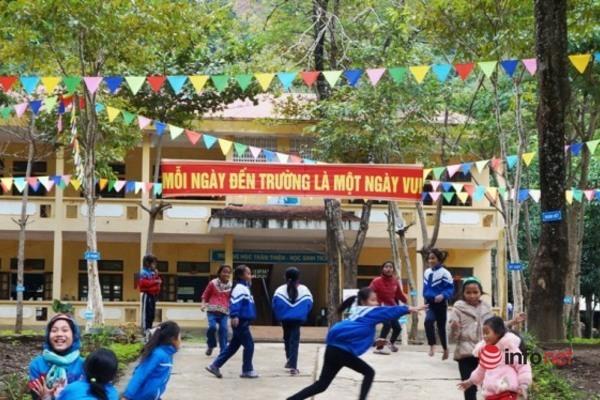 Học sinh THCS, THPT ở Nghệ An chuẩn bị trở lại trường
