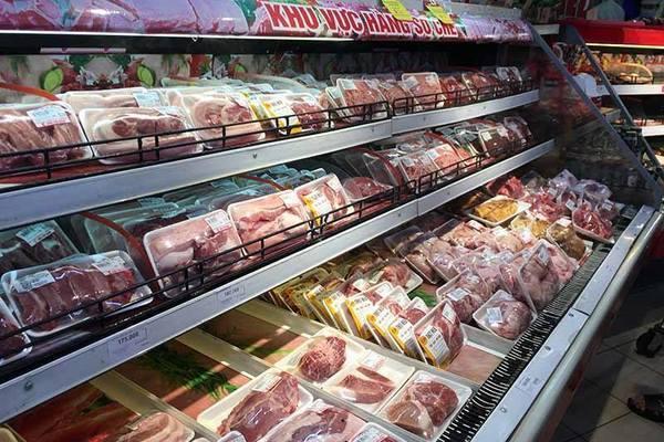 Thịt lợn tại chợ cố thủ ở mức cao, siêu thị lại làm điều bất ngờ
