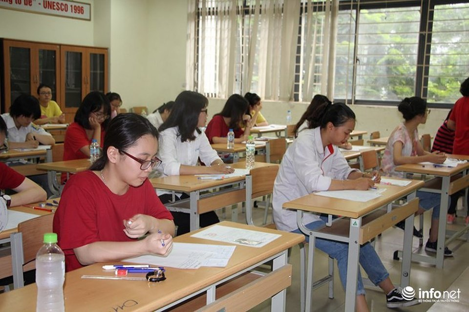 Nhiều ĐH top đầu vẫn dùng kết quả thi tốt nghiệp THPT 2020 để xét tuyển
