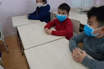 Quá khó để giữ khoảng cách 1,5m cho học sinh trong lớp học
