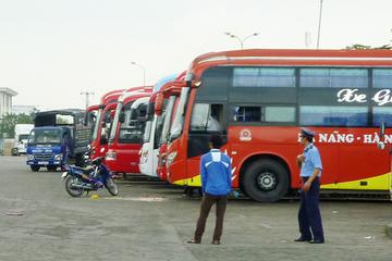 Đà Nẵng: Xe khách tuyến cố định liên tỉnh được hoạt động từ ngày 24/4