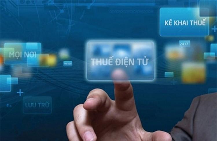 Bổ sung ứng dụng lập giấy đề nghị gia hạn nộp thuế điện tử