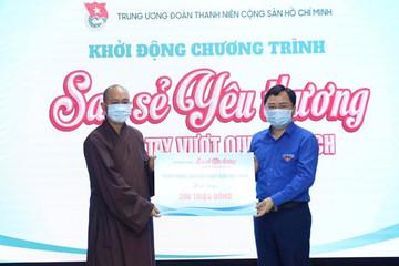 Giáo hội Phật giáo Việt Nam hỗ trợ người nghèo khó bị ảnh hưởng dịch Covid-19