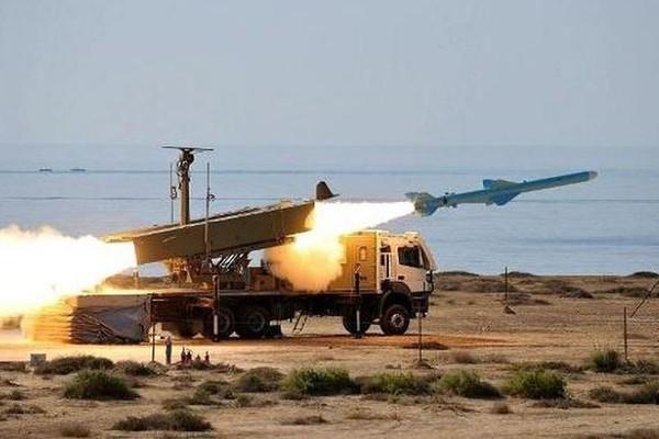 """Tên lửa Iran đã """"lên nòng"""" sẵn sàng tiêu diệt lực lượng Mỹ ở Trung Đông"""