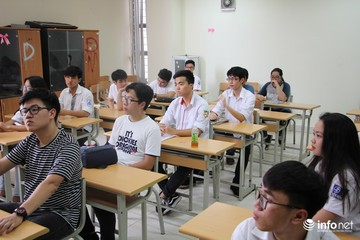 Bộ GD-ĐT công bố bộ đề thi tham khảo tốt nghiệp THPT 2020