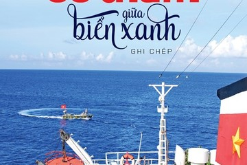 """Ôm trọn biển đảo trong """"Cờ thắm giữa biển xanh"""""""