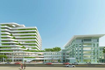 426 tỉ đồng xây Trung tâm Phẫu thuật thần kinh, chấn thương và bỏng tạo hình Đà Nẵng