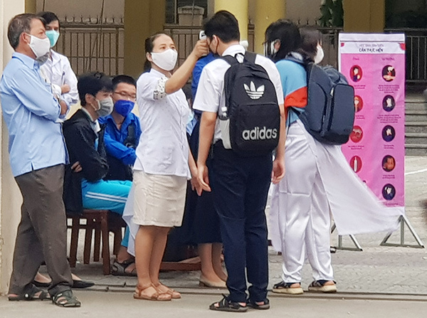 Đà Nẵng chuẩn bị những gì để đảm bảo an toàn cho học sinh đi học lại?