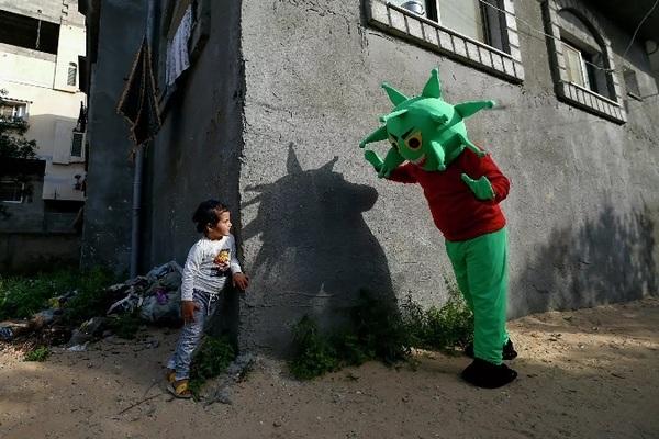 Những hình ảnh chân thực về thế giới đầy biến động tuần qua