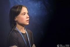 Greta Thunberg nói về tác động của Covid-19 đối với môi trường thế giới