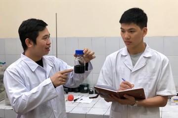Modul đèn LED tản nhiệt bằng chất lỏng, sáng chế của nhà khoa học trẻ