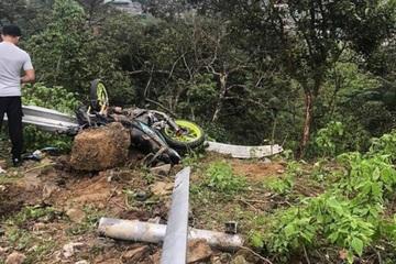 Tai nạn giao thông kinh hoàng ở Vĩnh Phúc, 4 người rơi vực tử vong thương tâm