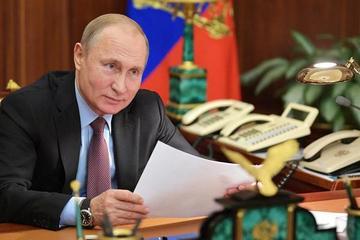 Điện Kremlin hé lộ bí mật về chiếc điện thoại đặc biệt của Tổng thống Putin