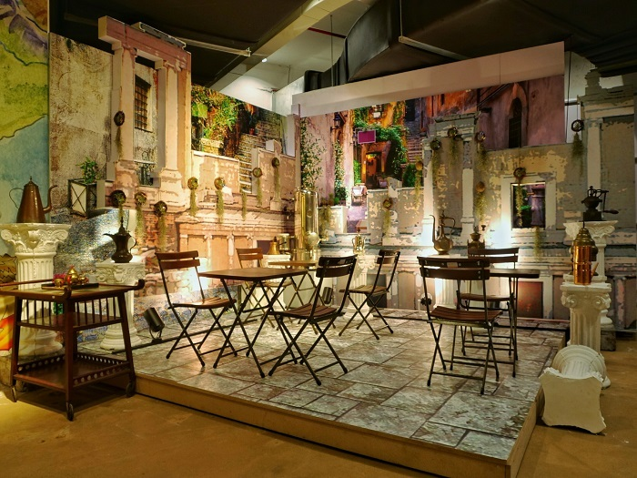 Lần đầu tiên ứng dụng công nghệ Virtual Tour 360 trong lĩnh vực bảo tàng