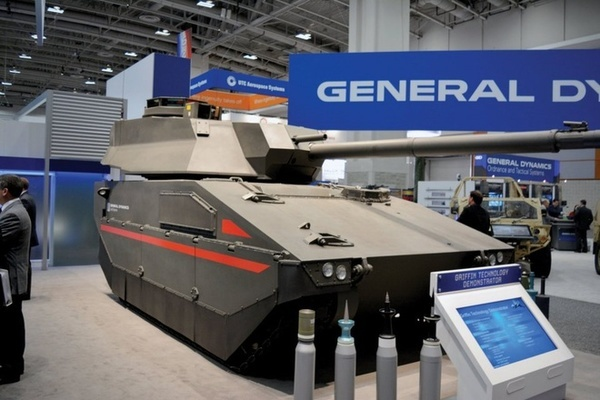 """Lục quân Mỹ phát triển xe tăng hạng nhẹ mới """"ăn đứt"""" tăng nhảy dù của Nga"""