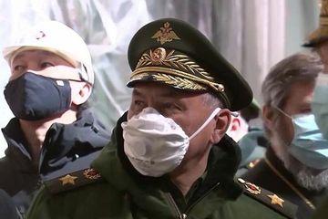 Quân đội Nga lần đầu xác nhận số lượng binh sĩ mắc Covid-19
