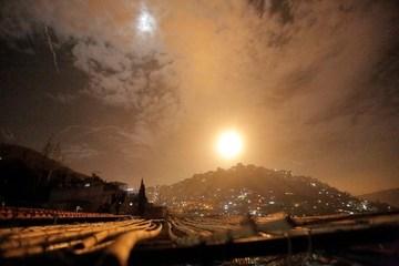Israel tiếp tục phóng tên lửa, hệ thống phòng không Syria tác chiến kịp thời