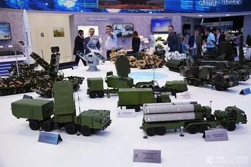 Nga trở lại cuộc đua Top 5 quốc gia chi tiêu quân sự nhiều nhất thế giới