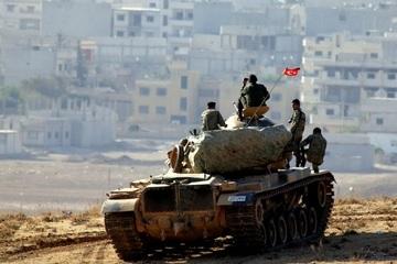 Tình hình Syria: Thổ Nhĩ Kỳ bị phiến quân tấn công, Nga thử loạt vũ khí mới