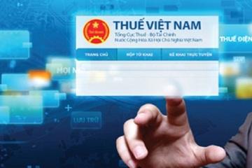 Hà Nội: 11.000 giấy đề nghị gia hạn nộp thuế và tiền thuê đất qua dịch vụ thuế điện tử