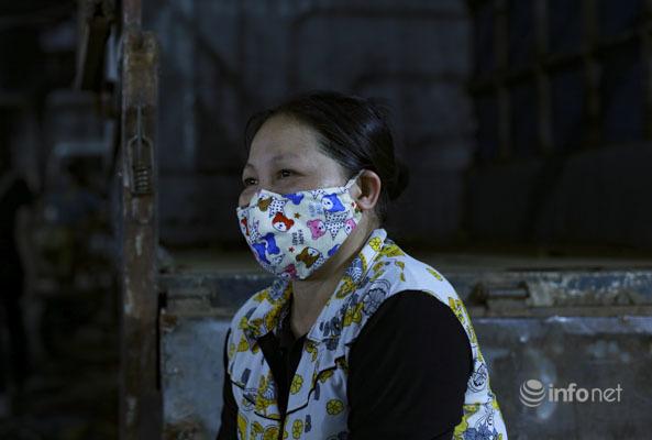 Đêm nhộn nhịp ở chợ Long Biên sau giãn cách xã hội
