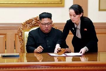 Ông Kim Jong-un gửi thư chúc mừng tới Tổng thống Nam Phi