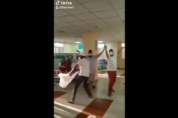 """Ấn Độ: Phòng cách ly biến thành sàn nhảy, xây """"tường biên giới"""" ngăn Covid-19"""