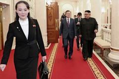 Vì sao em gái Chủ tịch Kim Jong-un rơi vào tầm ngắm của tình báo Mỹ?