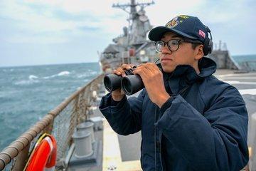 Trung Quốc nói xua đuổi tàu khu trục ở Biển Đông, hải quân Mỹ phủ nhận