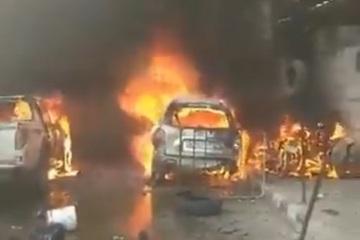 Tình hình Syria: Thổ Nhĩ Kỳ lên tiếng về vụ đánh bom khiến gần 90 dân thường Syria thương vong