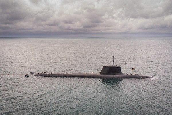 """Pháp thử nghiệm trên biển tàu ngầm hạt nhân chạy không ồn tốc độ """"siêu khủng"""""""