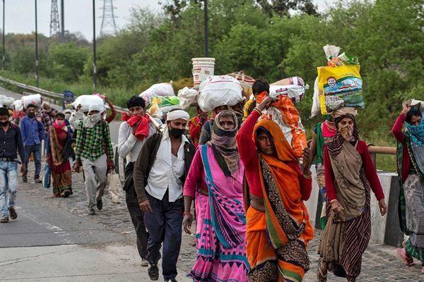 Covid-19: Nga có hơn 7.000 ca mắc mới 1 ngày, nhiều người dân Ấn Độ lo chết đói trước dịch bệnh