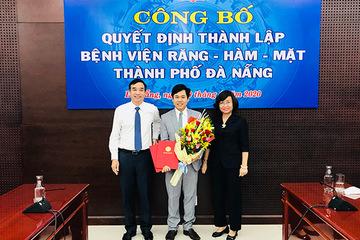 Đà Nẵng: Thành lập BV Răng – Hàm – Mặt phát triển du lịch khám chữa bệnh