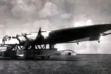 """""""Pháo đài bay"""" khổng lồ Kalinin K-7 là cuộc cách mạng về ý tưởng của Liên Xô"""