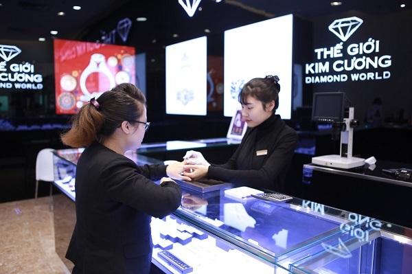 Doji mua lại Thế giới Kim cương, nối dài chuỗi thương vụ đình đám của đại gia tài chính