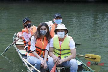 Khu du lịch Tràng An đìu hiu, vắng khách sau 3 ngày mở cửa