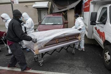 Mỹ điều tra vụ hàng chục thi thể bị bỏ trong xe tải không lạnh trên đường