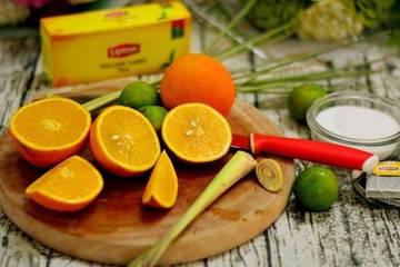 Bác sĩ nói gì về uống nước cam, chanh, gừng, sả?